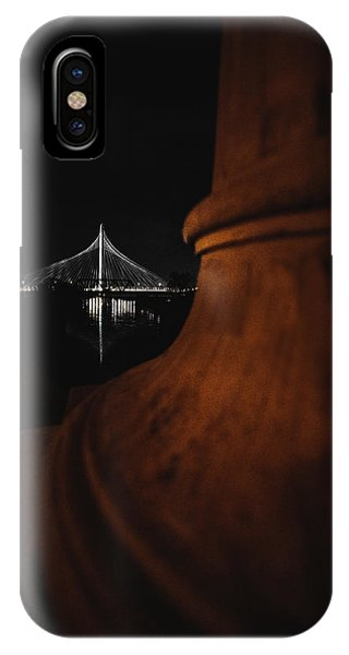 Noir Dallas IPhone Case