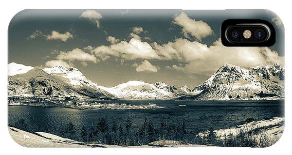 Nordland IPhone Case
