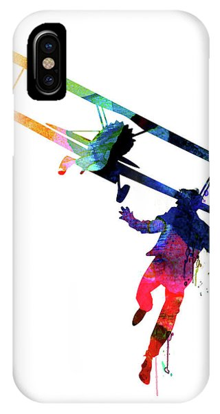 Northwest iPhone Case - North By Northwest Watercolor by Naxart Studio
