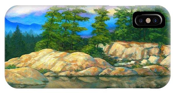 isle of pines iphone cases fine art america. Black Bedroom Furniture Sets. Home Design Ideas