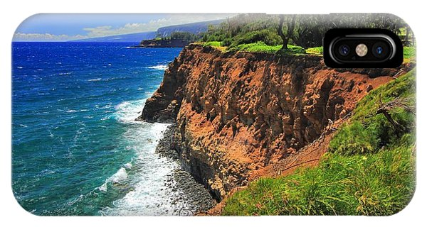 North Hawaii View IPhone Case