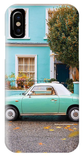 Notting Hill Vibes IPhone Case