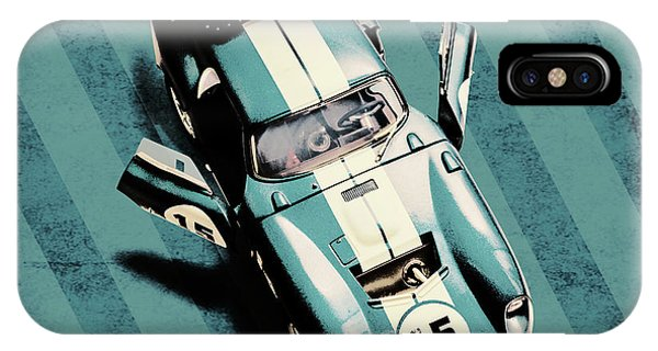 American Cars iPhone Case - Number 15 by Jorgo Photography - Wall Art Gallery