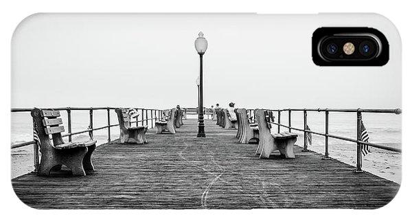 Ocean Grove Pier 1 IPhone Case