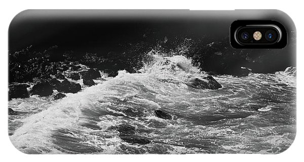 Ocean Memories Iv IPhone Case