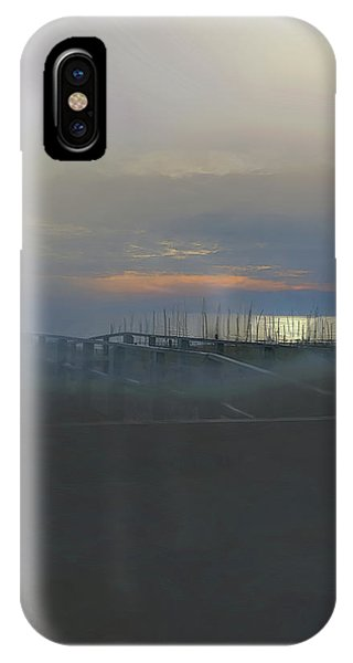 Ocean Mist IPhone Case