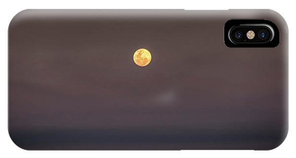 Ocean Moon IPhone Case