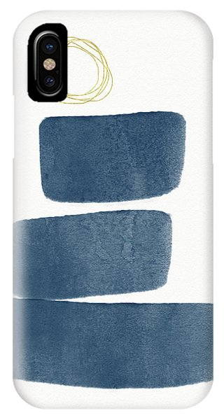 Zen iPhone Case - Ocean Zen 3- Art By Linda Woods by Linda Woods