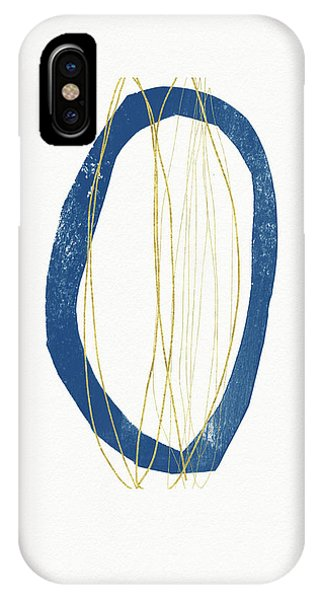 Wood iPhone Case - Ocean Zen 4- Art By Linda Woods by Linda Woods