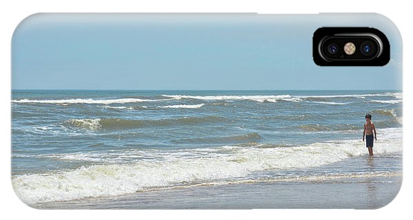 Oceantide IPhone Case