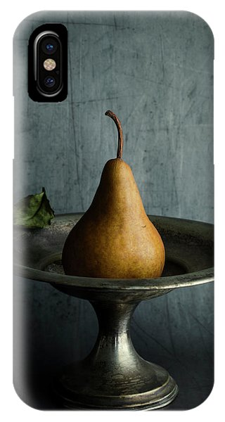Ode To A Pear IPhone Case