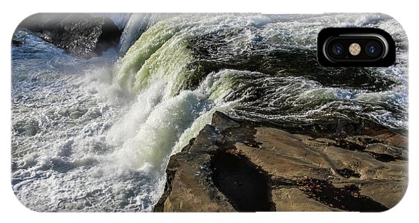 Ohiopyle Falls 1 IPhone Case