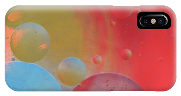 Oil And Color IPhone Case