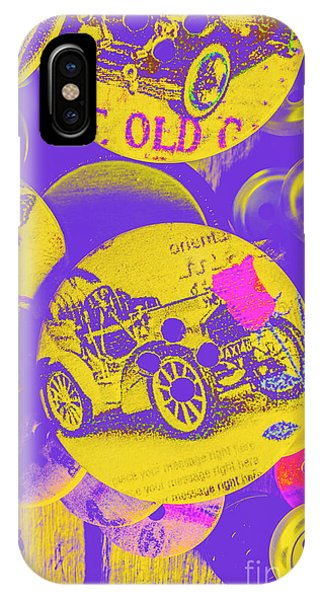 Vehicles iPhone Case - Old Fashion Fix by Jorgo Photography - Wall Art Gallery