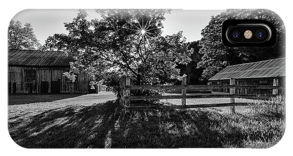 iPhone Case - Old Homestead 1 by Heather Kenward
