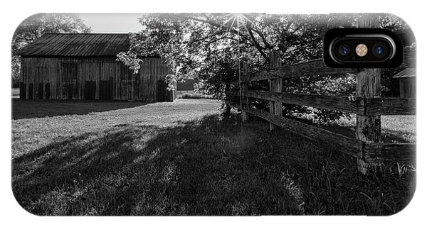 iPhone Case - Old Homestead 2 by Heather Kenward