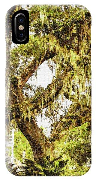 Old Mossy Oaks IPhone Case
