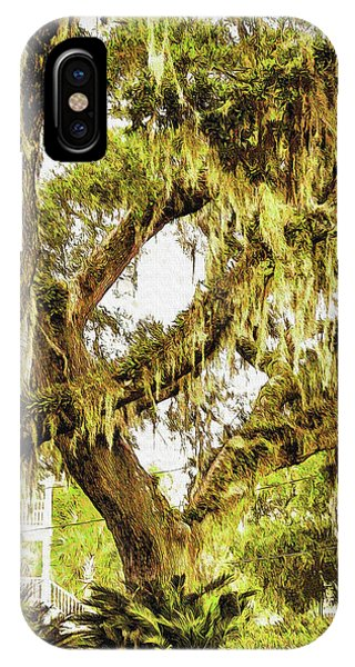 Old Mossy Oaks IPhone Case