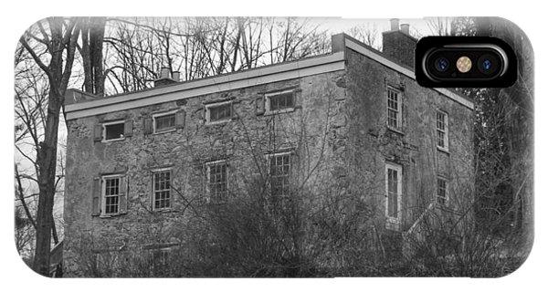 Old Stone House - Waterloo Village IPhone Case