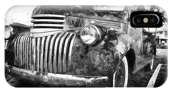 Old Truck  - Painterly IPhone Case