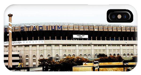 Old Yankee Stadium IPhone Case