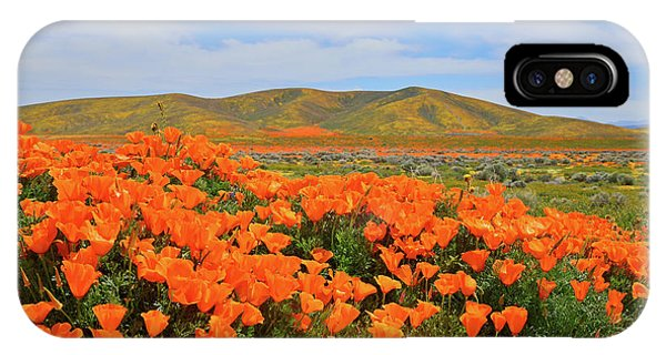 iPhone Case - On The Road To Antelope Valley by Kathy Yates