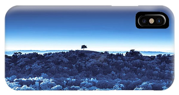 One Tree Hill -blue -2 IPhone Case
