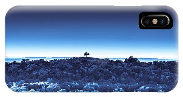 One Tree Hill - Blue - 3 IPhone Case
