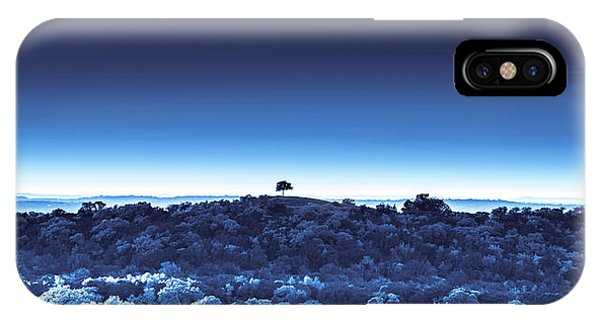 One Tree Hill - Blue 4 IPhone Case