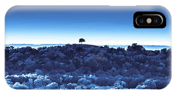 One Tree Hill - Blue IPhone Case