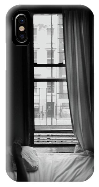 IPhone Case featuring the photograph Open Window by Edward Lee
