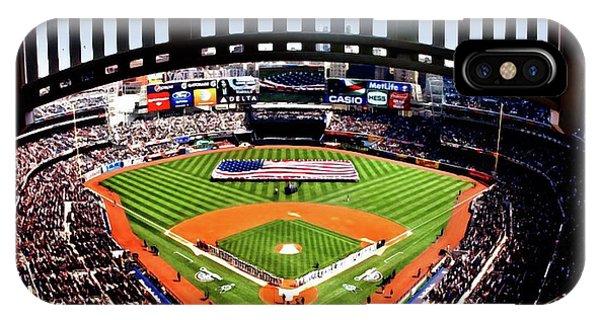 Opening Day Yankee Stadium IPhone Case