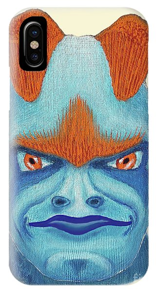 Orbyzykhan The Great IPhone Case