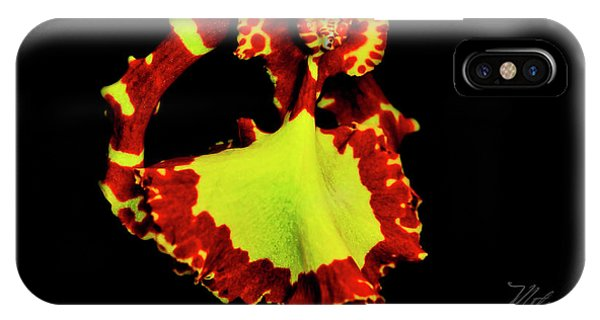 Orchid Study Nine IPhone Case