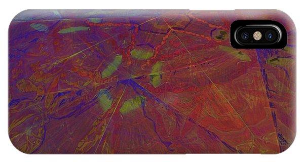 Organica 5 IPhone Case