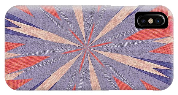 Illusion iPhone Case - Ornament Number Sixty One by Alex Caminker