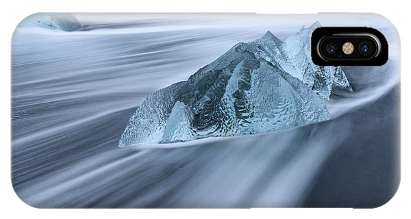 Ornate Ice IPhone Case