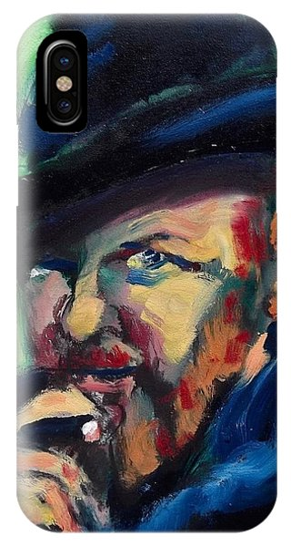 Orson Werlles IPhone Case