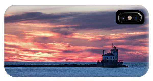 Oswego Light IPhone Case