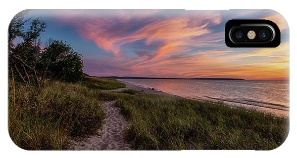iPhone Case - Otter Creek Sunset by Heather Kenward