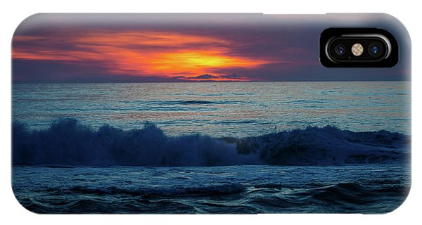 Outer Banks Sunrise IPhone Case