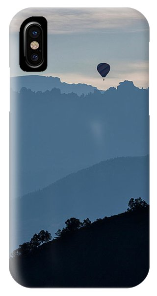 Over The Cimarrons IPhone Case