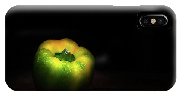 Dinner iPhone Case - Overripe Bell by Scott Norris