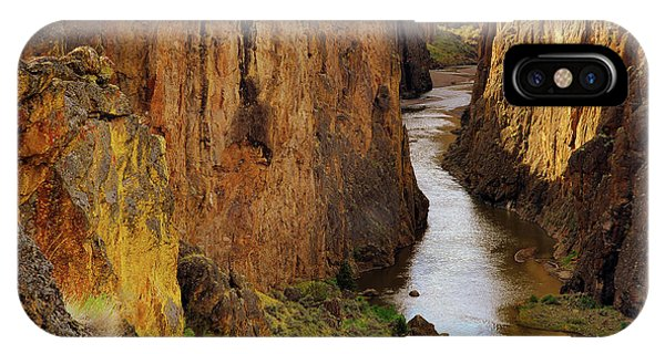 Owhyee River IPhone Case