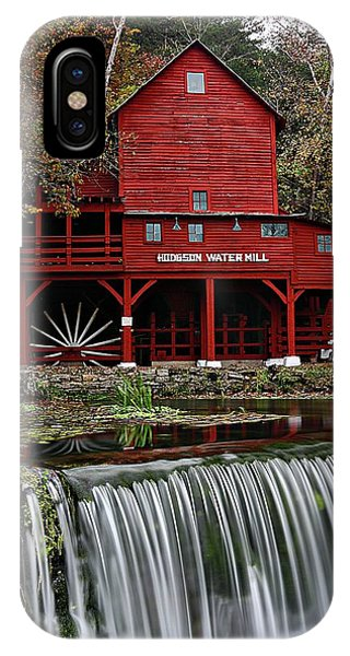 Ozarks Mill IPhone Case