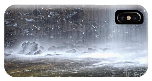 Ozone Falls 12 IPhone Case