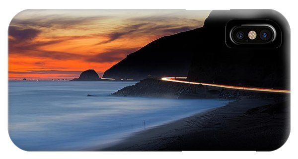Pacific Coast Highway IPhone Case