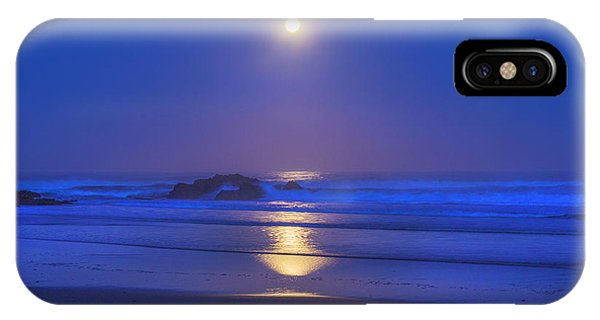 Pacific Moon IPhone Case