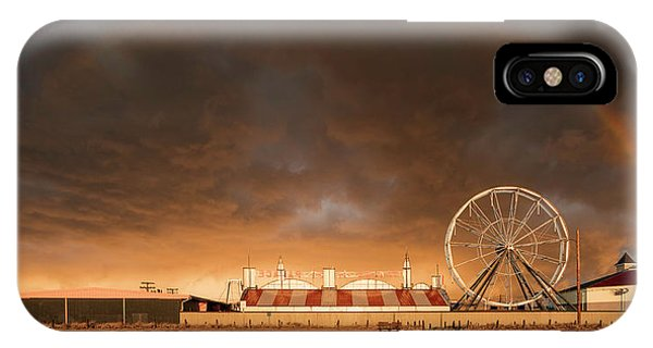 Orchard Beach iPhone Case - Palace Playland by Chad Tracy