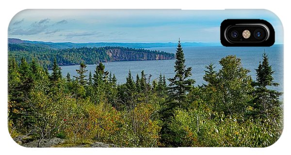 Palisade Head IPhone Case